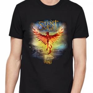 Rise! Men T-shirt