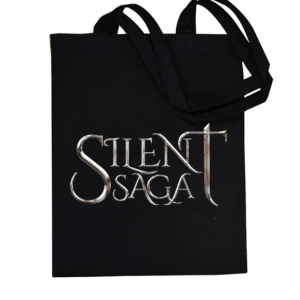 Silent Saga Shopping Bag