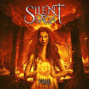 Silent Saga Fire Cover